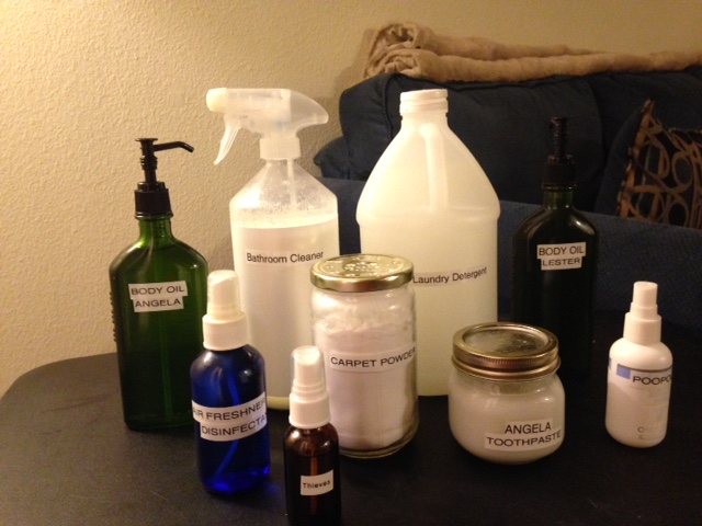 Household products 1